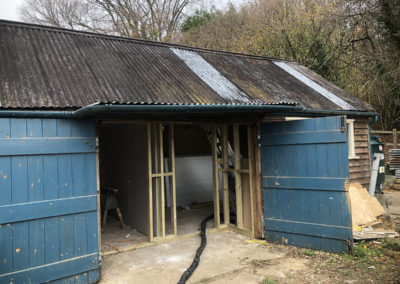 Outbuilding outer 1