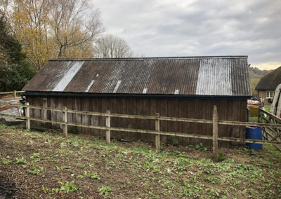 Outbuilding outer 2